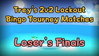 SMS 2v2 Lockout Bingo Tournament 2018 - Losers Finals