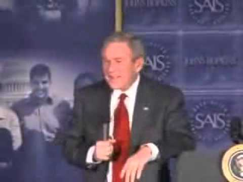 Bush on Blackwater USA