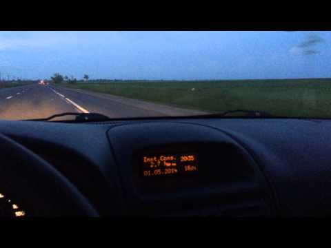 Consum 80km/h Opel Astra G 1.7 DTI