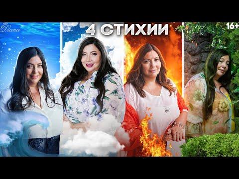 4 стихии женщины | Узнай какая сила закрыта внутри тебя