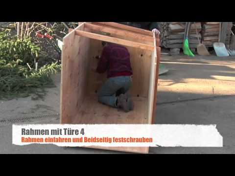 holztruhe selbst herstellen funnydog tv. Black Bedroom Furniture Sets. Home Design Ideas
