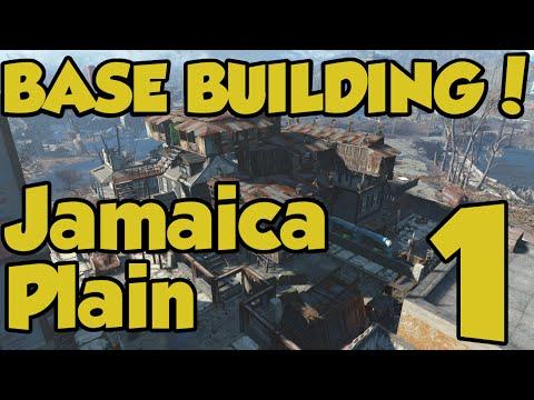 Fallout 4 Settlements - Jamaica Plain - Episode 1
