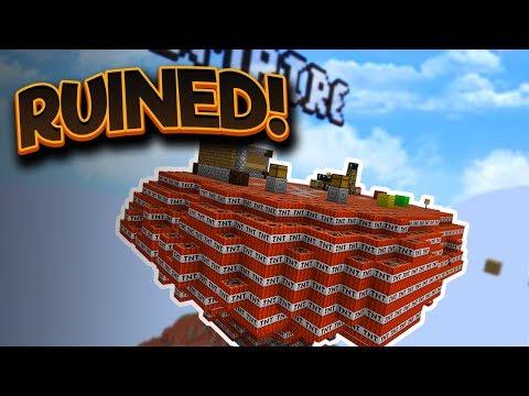 I Ruined A Christian Minecraft Server