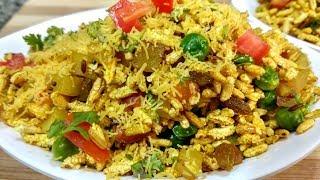 दिवाली की बची हुई खील  से बनी यह खील चाट बड़े और बच्चे दोनों को बेहद पसंद आएगी - kheel chat recipe