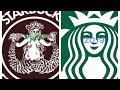 Evolution Of Starbucks Logo 1971-2019
