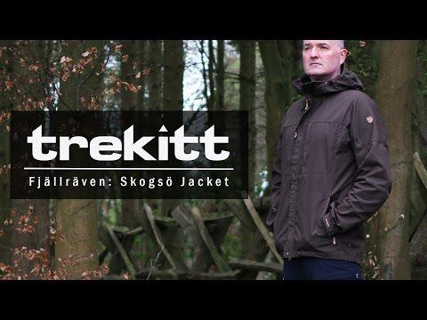 new product 22a36 650e8 Inside Look: Fjällräven Skogsö Jacket - YouTube