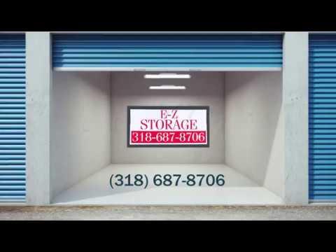 Storage Units U0026 Storage Facility In Shreveport, LA | E Z Storage