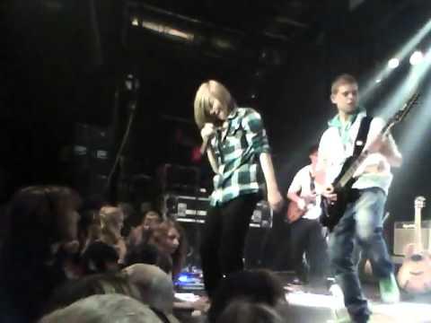 'Es ist nicht mehr weit' by Thilo Berndt Teenage Rockstar 2010 live Wien aus 2009