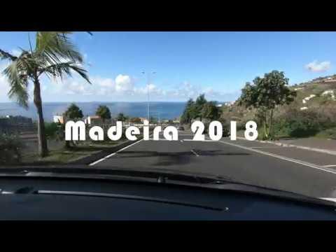 Discover Madeira - 2018 (4K)