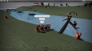 ROBLOX: Wargames X-XX First Round