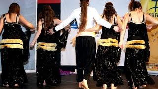 Folklore ❤ danse traditionnelle Kabyle 2015
