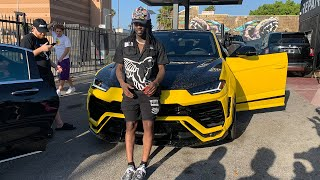 CHIEF KEEF'S Widebody Urus Done, Defender 90 Project Completed.