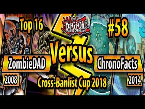 Synchro UNDEAD (2008) vs. ChronoFacts (2014) - TOP 16 - Cross-Banlist Cup 2018 #58