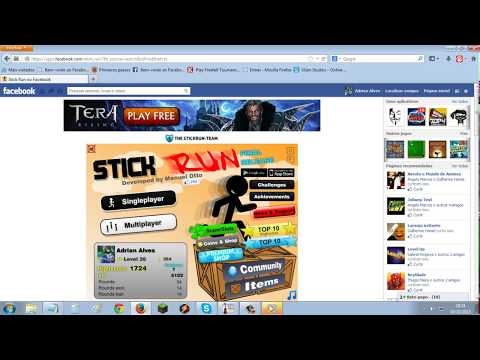 Hack Stick Run Passa De Lv Rapido | Fy Anonymous |