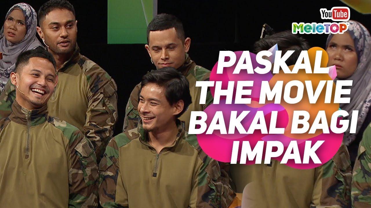 Download Paskal adaptasi kisah benar kejayaan Misi Pengaman   Hairul Azreen, Gambit, Ammar Alfian   MeleTOP