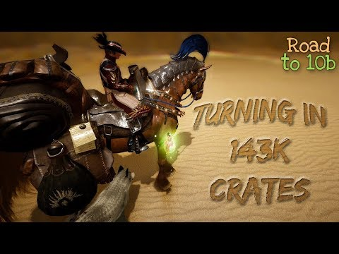 It's Turn In Time!!! (143k Crates) || Road to 10bil ➟ Week2 Ep3 .