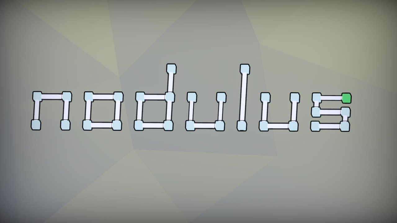Nodulus - Open Source Puzzle Game · Hyperparticle