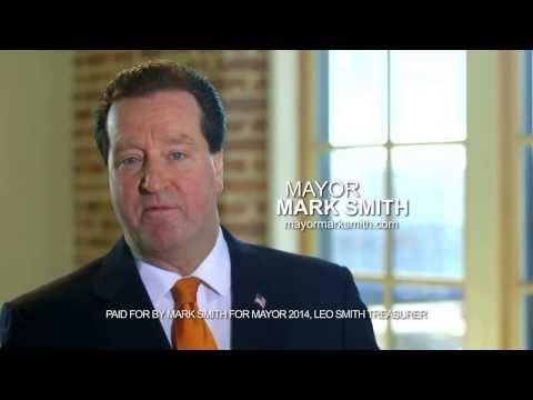Mayor Mark Smith -- Five Years