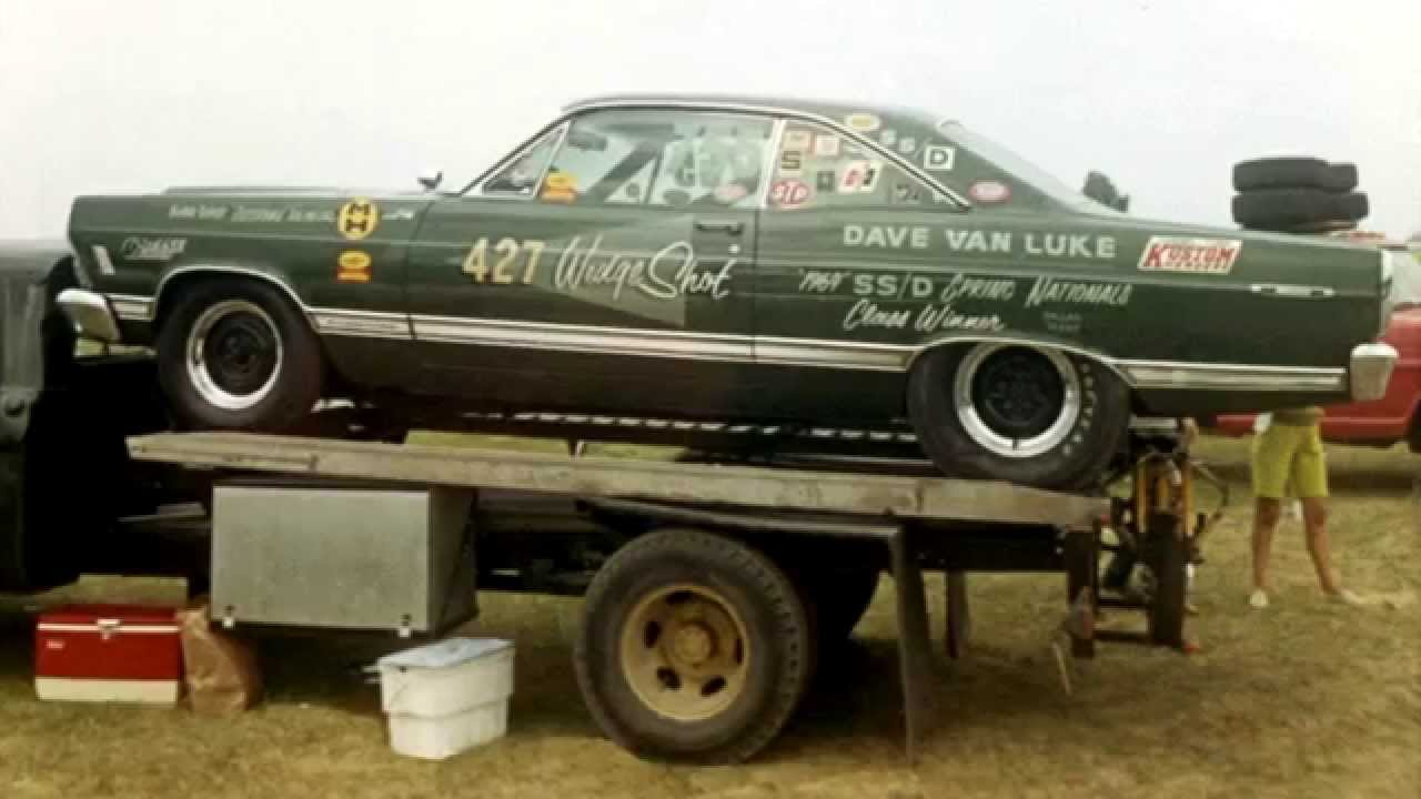 Haulin\' Drag Cars In The \'60s - YouTube