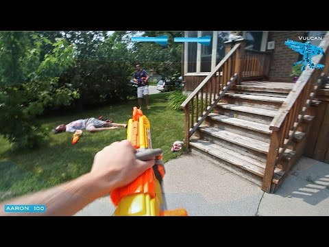 Nerf War: Epic Free For All First Person Shooter (Halo and COD Style)