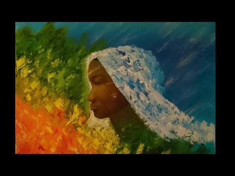 La Mahoraise (Test Speed Painting)