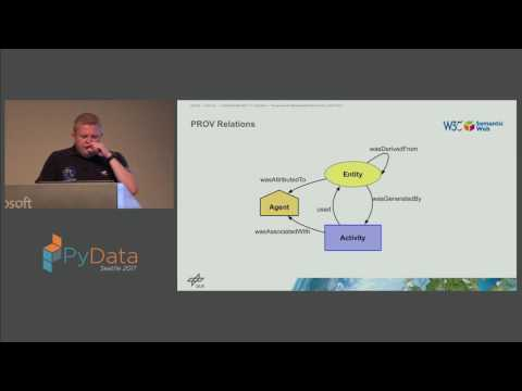 Andreas Schreiber - Provenance for Reproducible Data Science