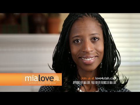 Mia Love - Education is Important to Me