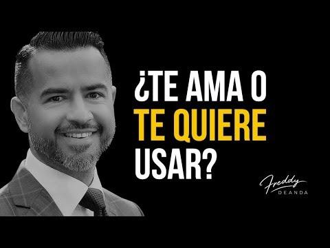 Te ama o solo te quiere usar - Freddy DeAnda
