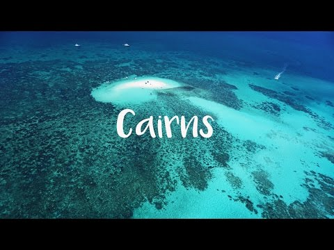 CAIRNS | GREAT BARRIER REEF