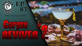 How to make a Corpse Reviver #2 - Halloween Cocktails
