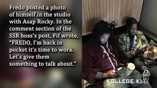50 Cent Wants To Work With Fredo Santana