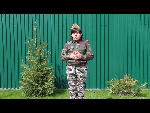 Изображение предпросмотра прочтения – КлимСавичев читает произведение «Рассказ танкиста» А.Т.Твардовского