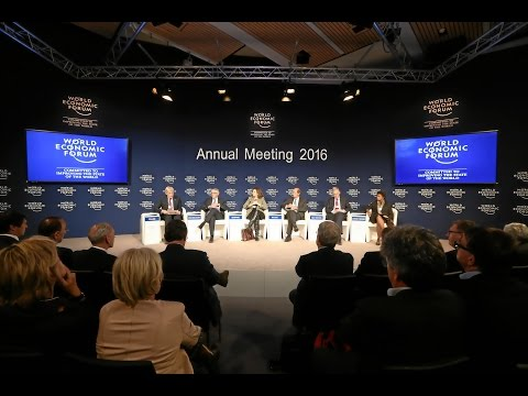 Davos 2016 - Shaping the Future of Health