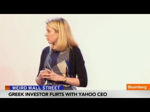 Yahoo's Marissa Mayer Gets Hit on by 'Dirty Old Man' Investor