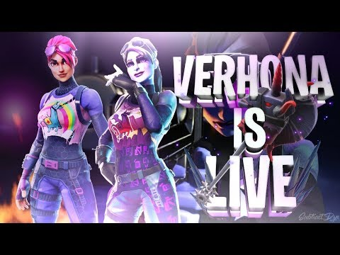 FORTNITE VBUCK GIVEAWAY ENTRIES // ITEM SHOP // GRINDING FOR WINS AND SUBS // 3.7k SUB GOAL