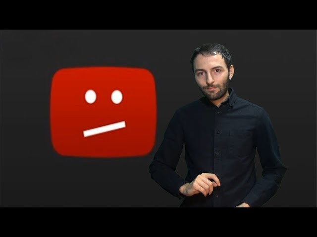 ¿La Caída de YOUTUBE se debe a un VIDEO de un REPTILIANO? - OPINIÓN