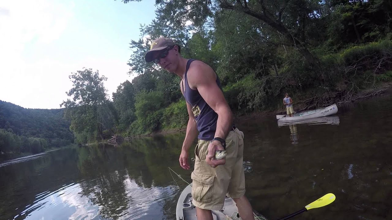 fly fishing the raystown branch of the juniata river youtube