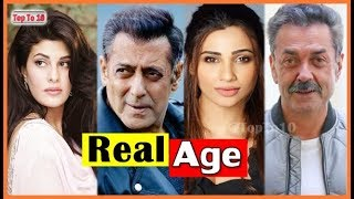Race 3 Movie Actors Real Age |2018