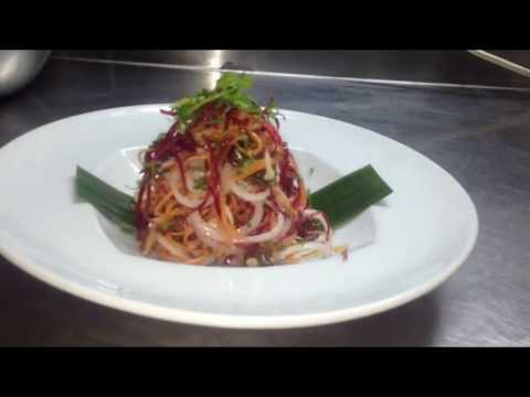New Carrot And Beetroot Salad,,,