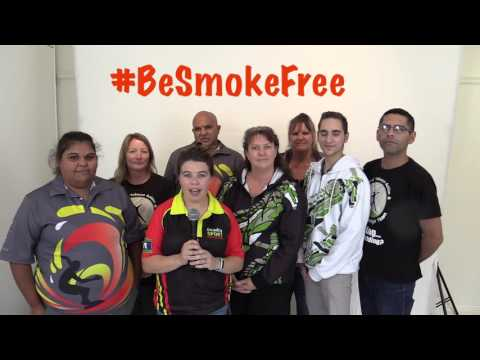 #BESmokeFree in June - Make a pledge now!