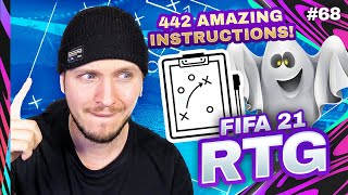 MY NEW 4-4-2 INSTRUCTIONS SMASHED THE SATURDAY GHOST!!? FIFA 21 ULTIMATE TEAM