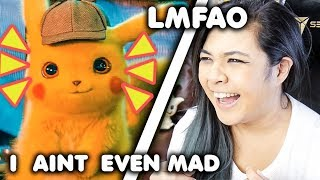 People Are Freaking Out Over Detective Pikachu