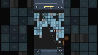 Bricks breaker puzzle - yapboz tuğla kırıcı level 448 ( bricks n balls )
