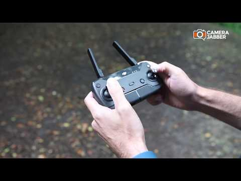 DJI Spark Controller Tutorial: how to fly the drone using its handset