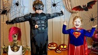 Такого Хеллоуина Вы еще не видели! Часть1. Halloween challenge.