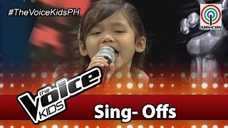 Team Lea Sing-Off Rehearsal - Claire Geonzon