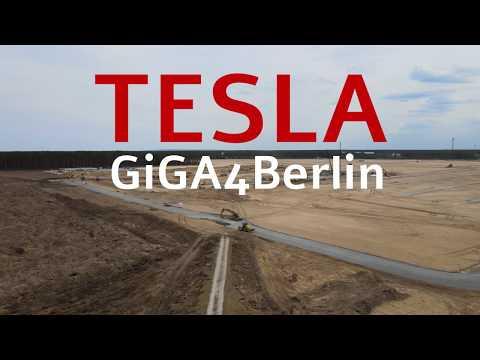 Tesla Gigafactory 4 GiGA Berlin #8 | 2020 06 04 | Steel, Dust & Concrete