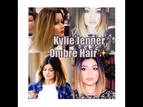 Kylie Jenner Ombre Hair Youtube
