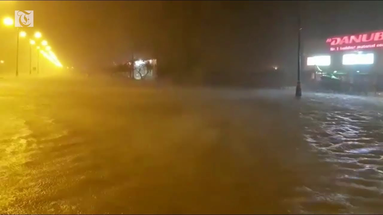 Cyclone Mekunu makes landfall in Dhofar