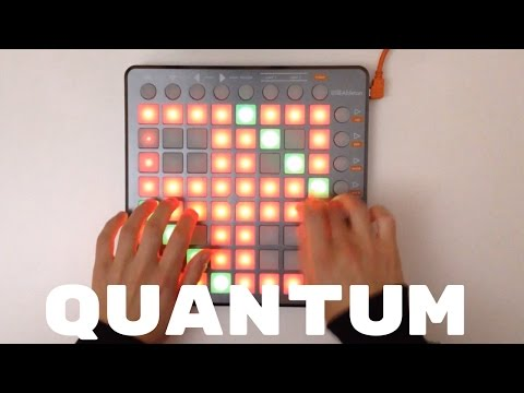 Astronaut - Quantum Spag Heddy Remix  Launchpad S Cover